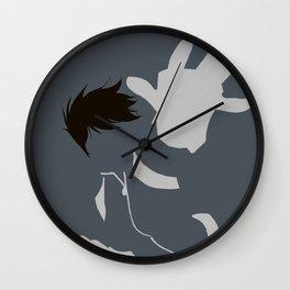 Daisy Johnson Wall Clock
