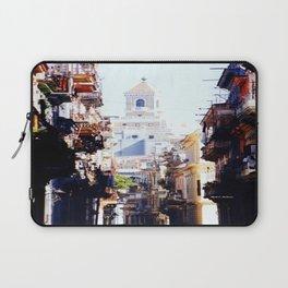 Old Downtown Havana Cuba Laptop Sleeve
