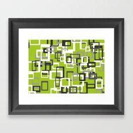 Pattern Abstract Framed Art Print