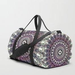 Foxy Mandala Duffle Bag
