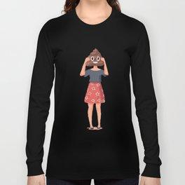 Shitty day Long Sleeve T-shirt