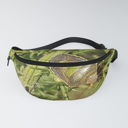 Red antennas Fanny Pack