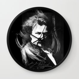 Polish Lion - Ignacy Jan Paderewski Wall Clock