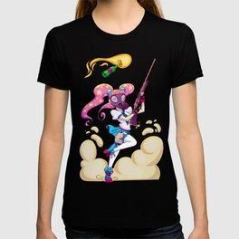 Riot Magical Girl T-shirt
