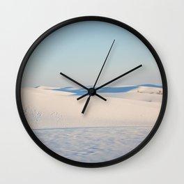 Ombre Sands Wall Clock