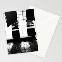 Wrong Place Wrong Time Stationery Cards