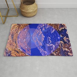 Manifestation Of A New Earth v2 Rug