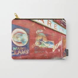 Fresh Oysters NYC Carry-All Pouch