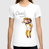 onward T-shirts featuring Onward! by Jean