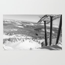 Mammoth Chairlift Rug