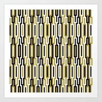 kilim Art Prints featuring kilim 01 by Ioana Luscov