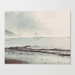 Great American Road Trip - Oregon Coast Canvas Print