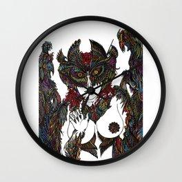 The Harpy Wall Clock