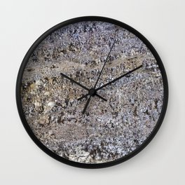 granite Wall Clock