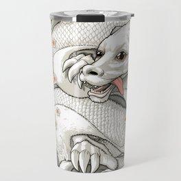 Falcor irezumi style Travel Mug