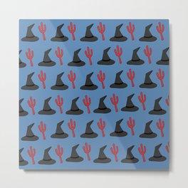 ODDS (pattern) Metal Print