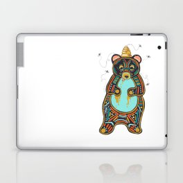 He's Still A Good Bear  Laptop & iPad Skin