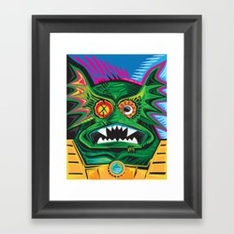 xMERMANx Framed Art Print