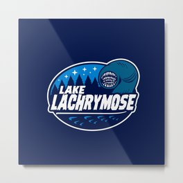 Home of the Lachrymose Leeches Metal Print