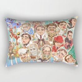 Robin Williams Rectangular Pillow