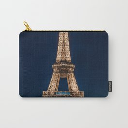 Eiffet Tower at Night Carry-All Pouch