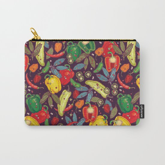 Hot & spicy! Carry-All Pouch