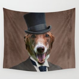 Happy Benny Wall Tapestry