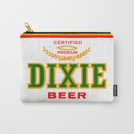 DIXIE BEER OF NEW ORLEANS Carry-All Pouch