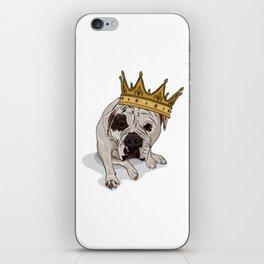 Queen Zoe iPhone Skin