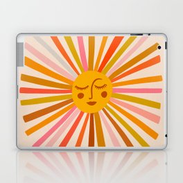 Sunshine – Retro Ochre Palette Laptop & iPad Skin