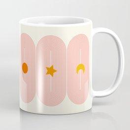 Abstraction_NEW_SUN_MOON_STAR_LINE_POP_ART_099X Coffee Mug