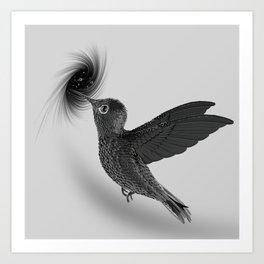 BlackBird 2 Art Print