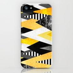 Yellow Peaks iPhone (5, 5s) Slim Case