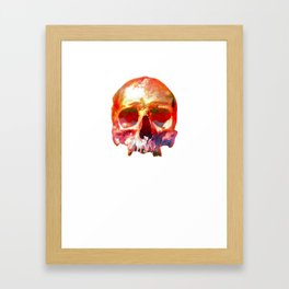 Skeletz0r Framed Art Print