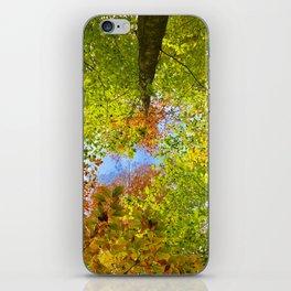 Transcendence iPhone Skin