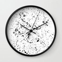 Spots of Dots Wall Clock