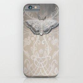 Lace Moth iPhone Case