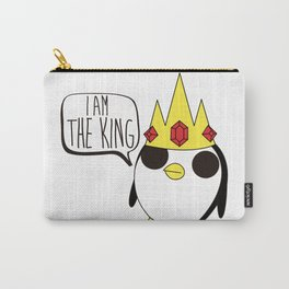 I am the king Carry-All Pouch