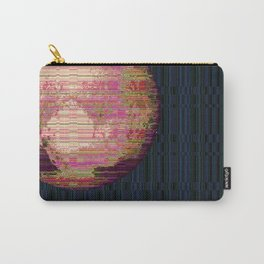 Stripey Pluto Carry-All Pouch