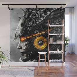 Warrior Angel Wall Mural