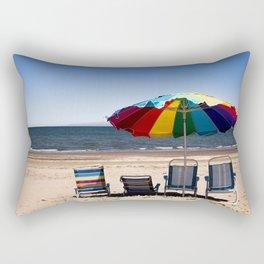 Beachin' Rectangular Pillow