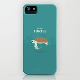 The Sea turtle iPhone Case