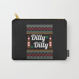 Dilly Dilly Beer Ugly Shirt Carry-All Pouch