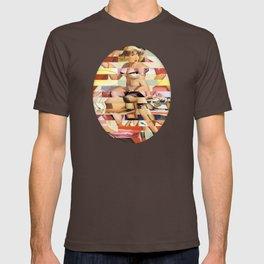 Glitch Pin-Up Redux: Ursula T-shirt