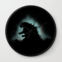 The Apex Predator Wall Clock