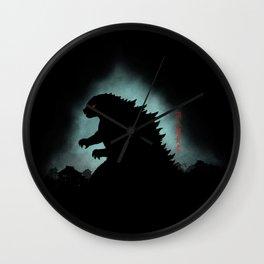 The Apex Predator Wall Clock