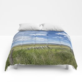 French Glen View Comforters