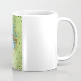 Tarn Hows, Lake District National Park, England Coffee Mug