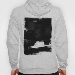 Black white theme #15a Hoody