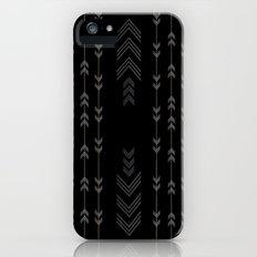 Headlands Arrows Black Slim Case iPhone (5, 5s)